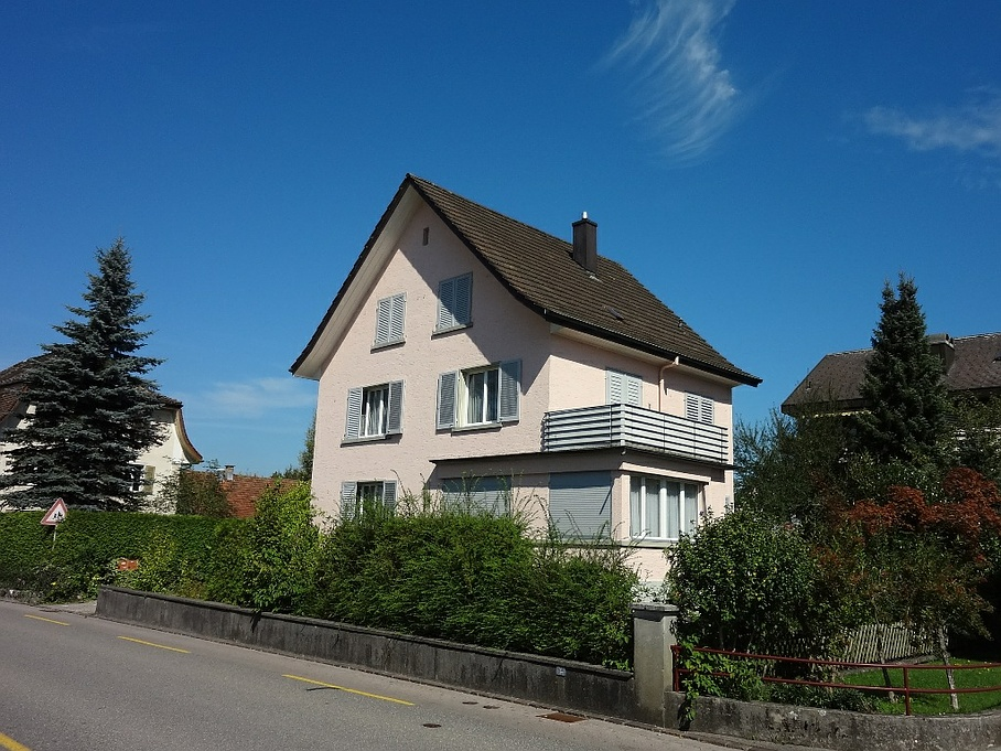 Einfamilienhaus Rapperswil - Eurema Immobilien - Rapperswil-Jona